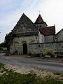Mareuil (24) Église Saint-Pardoux Extérieur 08.JPG