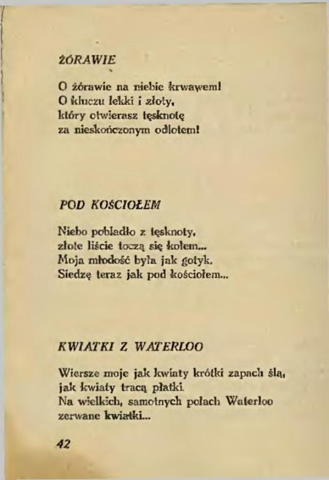 Stronamaria Pawlikowska Jasnorzewska Pocałunkidjvu42