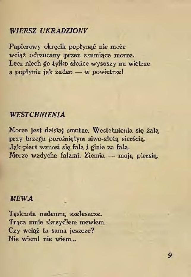 Stronamaria Pawlikowska Jasnorzewska Pocałunkidjvu9