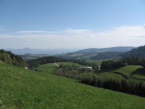 Pohorje - Pohorje near Maribor