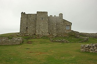 Lundy - Marisco Castle