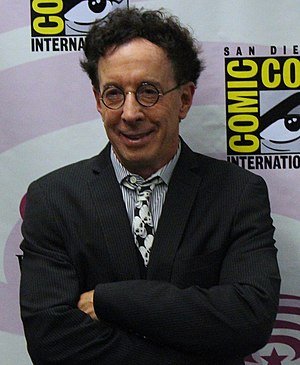 Mark Canton - Canton at the 2011 WonderCon