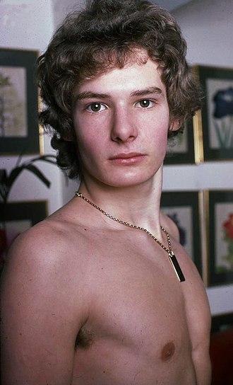 Mark Lester - Lester in 1977