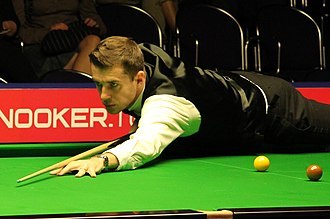 Selby at the 2011 Paul Hunter Classic Mark Selby PHC 2011-1.jpg