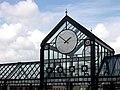 Market Clock (Detail), Wolverhampton - geograph.org.uk - 466013.jpg
