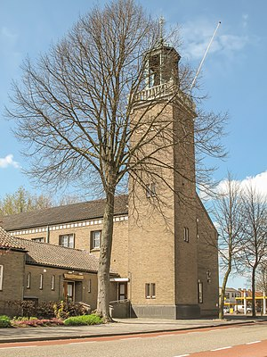 Marknesse - Image: Marknesse, protestantse kerk foto 4 2013 04 28 15.51