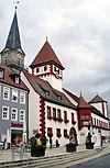 Old town hall Marktredwitz