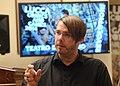 Markus Heitz - Lucca Comics & Games 2014 3.JPG