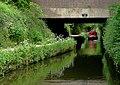 Marsh Lane Narrows at Forster Bridge, near Wolverhampton - geograph.org.uk - 1346508.jpg