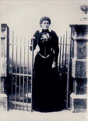 Martha Needle - Martha Needle c1880s/1890s