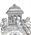 Marthanda Vurmah Maha Rajah Making Over The Kingdom To Padmanabha Swamy.png