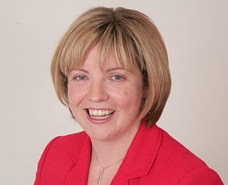 Mary Coughlan (politician) Irish politician
