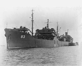 USS <i>Mascoma</i> (AO-83)
