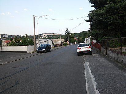 How to get to Matúšova 5 with public transit - About the place