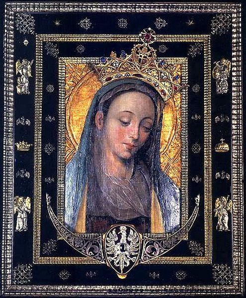 Can discussed Titles of the blessed virgin mary consider