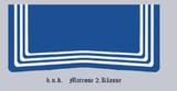 Matrose 2. Klasse k.u.k. Kriegsmarine