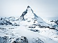 Matterhorn as seen from Gornergrat.jpg