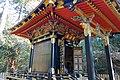 Mausoleum for Date Masamune's wife.jpg
