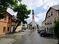 Mauterndorf Markt w v Kirche.jpg