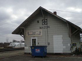 Mazon Station front.jpg
