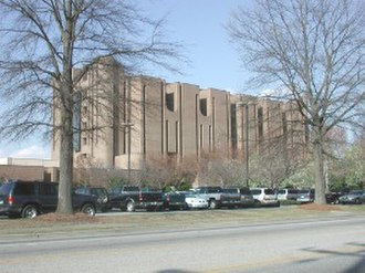 Florence, South Carolina - McLeod Regional Medical Center