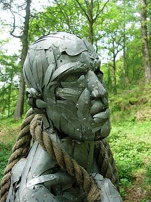 Mea Culpa by Robert Bryce Muir 2006 - Sculptur...