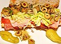 Meat sandwich with olives.jpg