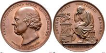 Medaille Karl August Böttiger 1830 (Quelle: Wikimedia)