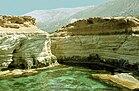 Välimeren kallioinen rannikko Libyassa.jpg