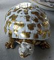 Meissen, 1720-1731 circa, due burriere a forma di tartaruga appartenute a giangastone 03.JPG