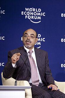 Meles Zenawi Wikipedia