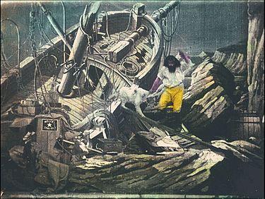 Melies Robinson Crusoe