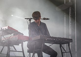 James Blake (musician) - Blake performing in 2013