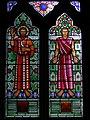 Memorial Window by Meg Lawrence in Burwash Church - geograph.org.uk - 1573470.jpg