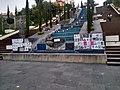 Mensajes feministas en Escalinatas de los Héroes en Tlaxcala 11.jpg