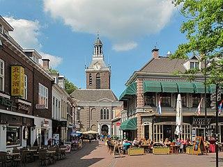 Meppel Municipality in Drenthe, Netherlands