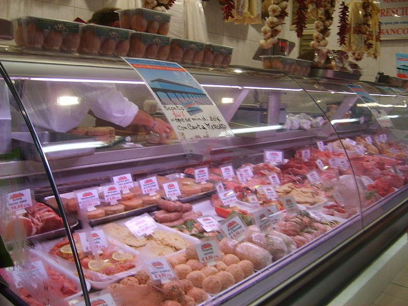 Fazer compras em Florença