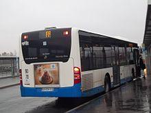 Bus Vert Ligne  Deauville Ver Viller Sur Mer