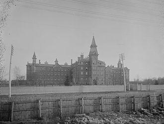 Reformatory - The Andrew Mercer Reformatory for Women in Toronto in 1895