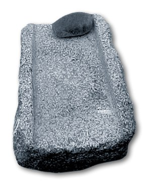 Metate - Metate and mano