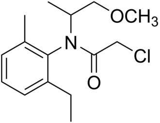 Metolachlor - Image: Metolachlor