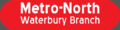 Metro-North Waterbury icon.png