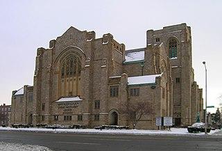 Metropolitan United Methodist Church United States historic place