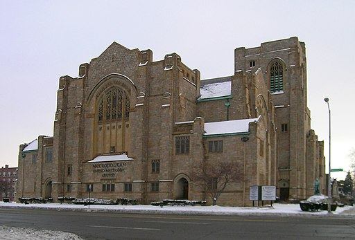Metropolitan United Methodist Church
