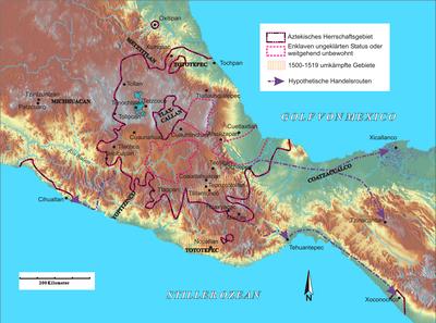 Spanische Eroberung Mexikos Wikipedia