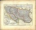 Meyer's Zeitungsatlas 019 – Die europäische Türkei; Croatien, Herzegowina, Serbien, Bosnien und das Land der Montenegriner.jpg