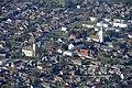 Mezőcsát templomai, légi fotó.jpg
