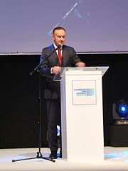 Michał Kobosko, Łódź VIII European Economic Forum, October 2015.jpg