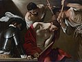 Michelangelo Merisi, called Caravaggio - The Crowning with Thorns - Google Art ProjectFXD.jpg