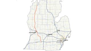 M-37 (Michigan highway) highway in Michigan, United States